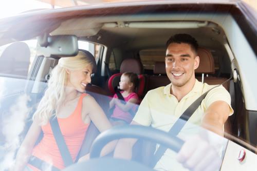 Babysicher Autositz-Zubehoer