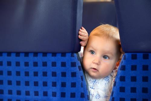 Babysicher Babyreise
