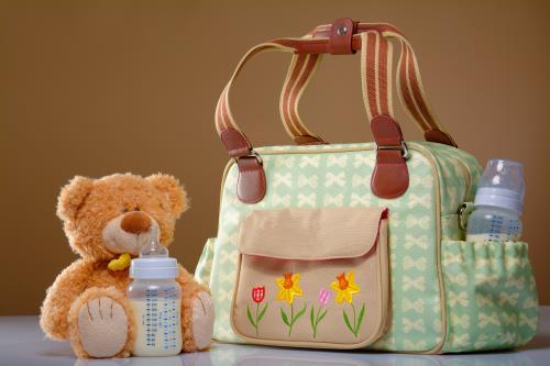 Babysicher Babytasche