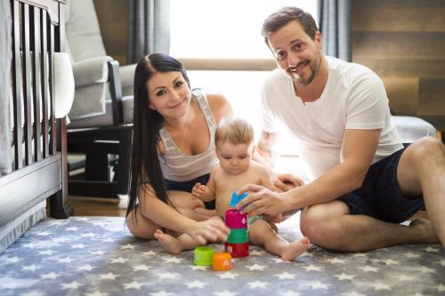 Babysicher Erstassattung