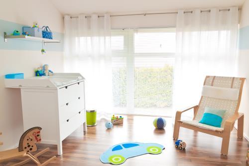 Babysicher Erstausstattung-Kinderzimmer