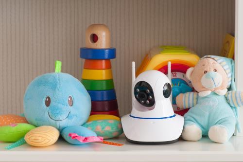 Babysicher Moderne-Babyphone