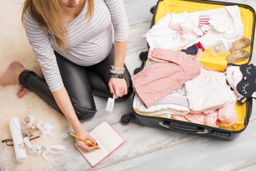 Babysicher Reise-Checkliste