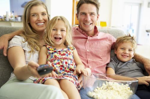 Babysicher Fernsehen