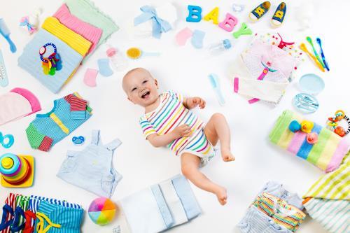 Babysicher Geschenke zur Erstausstattung