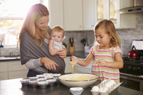 Babysicher Kochen-lernen