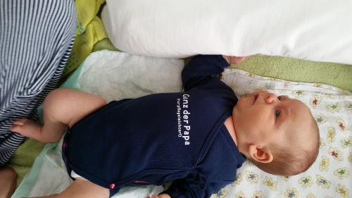 Vincent, 2 Monate